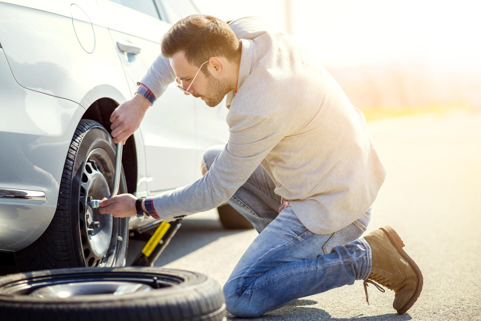 Change Tyres