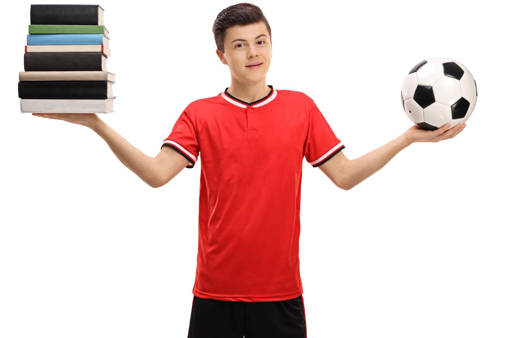 athletic books