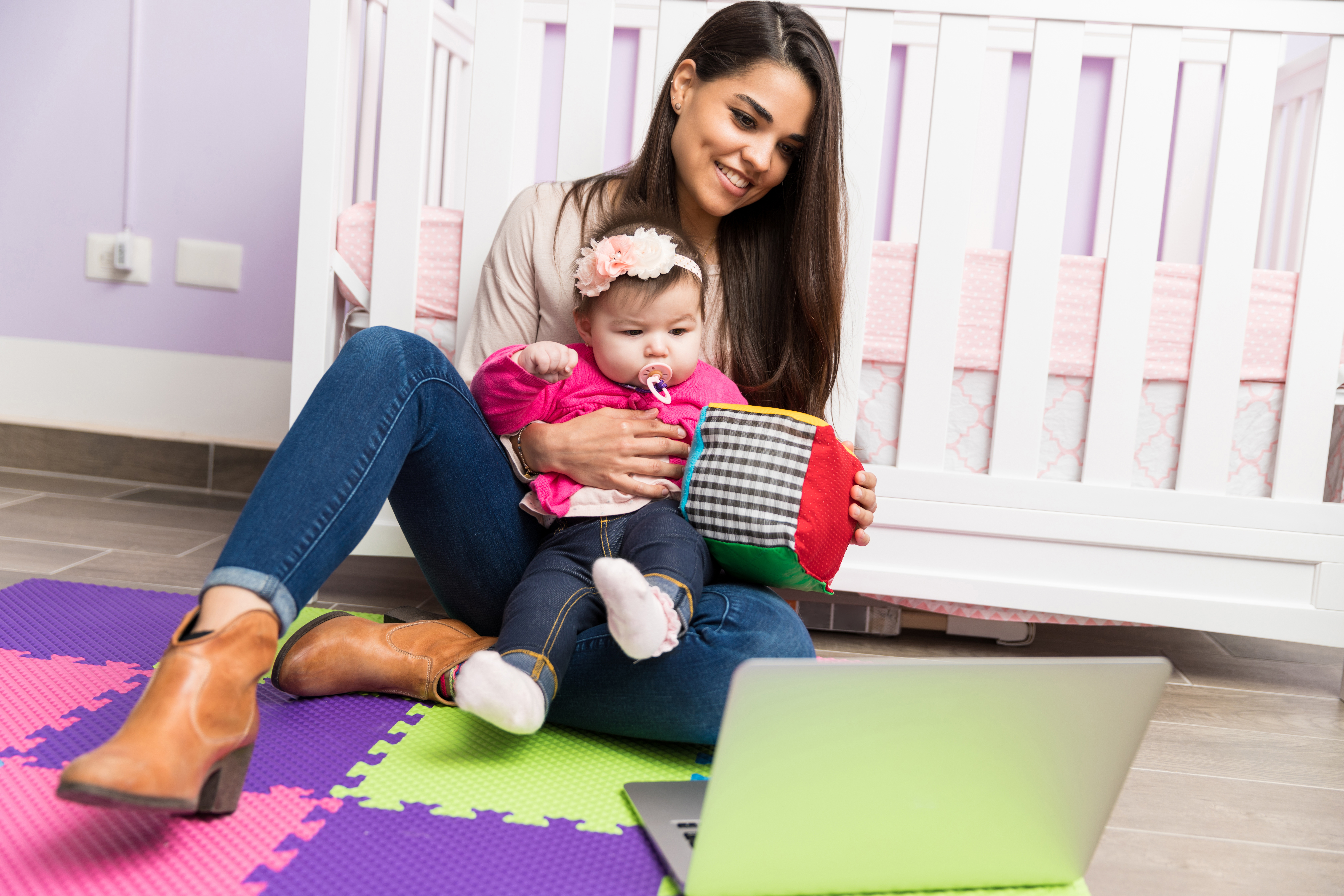 how to start a mommy blog