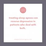 Are Sleep Apnea and Depression Linked?